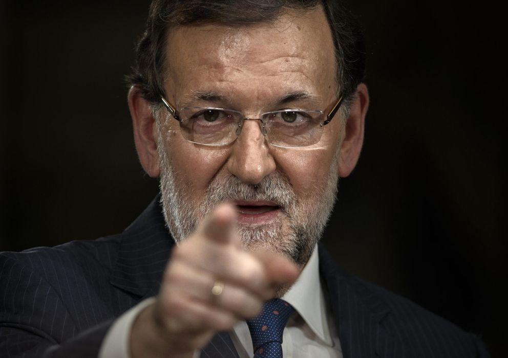 Foto: El presidente del Gobierno, Mariano Rajoy (Fotografía: Reuters).