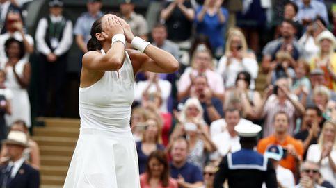 Garbiñe Muguruza, de Caracas a Londres para ser la reina del tenis mundial
