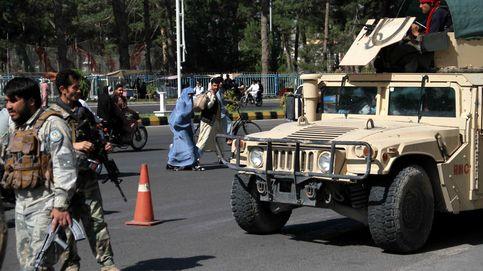 Los talibanes toman cinco capitales provinciales en una semana