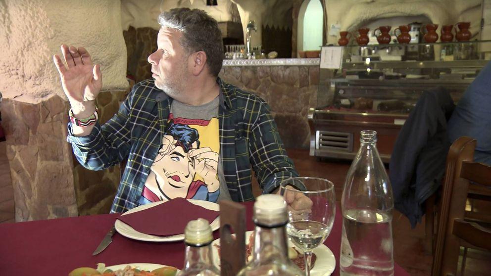 Chicote se queda solo en un restaurante: Esto no me ha pasado en la vida