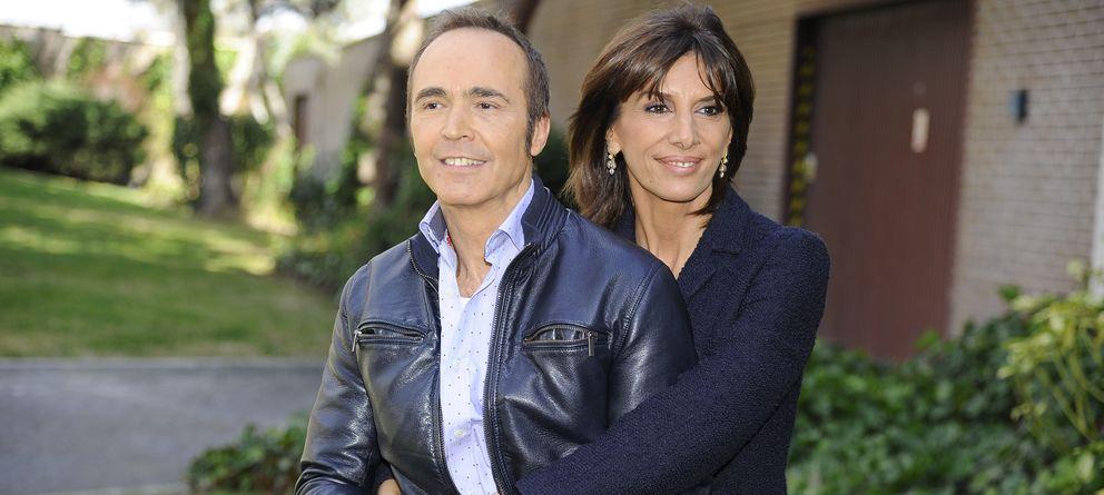 Foto: Pastora Vega y Juan Ribó en una imagen de archivo (Gtres)
