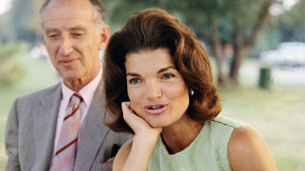 Foto: Jackie Kennedy, en una imagen de archivo. (Reuters)