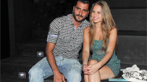 Dani Güiza se casa en medio de una batalla por la custodia de su hijo