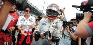 Post de Fernando Alonso deja entrever que su futuro pasa por Estados Unidos