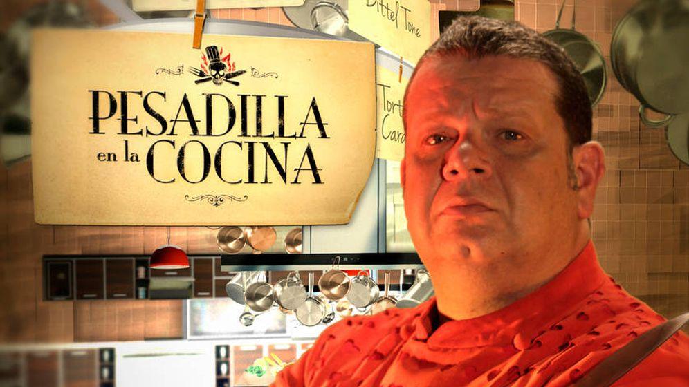 Foto: Alberto Chicote en una imagen de la cabecera del programa de La Sexta.