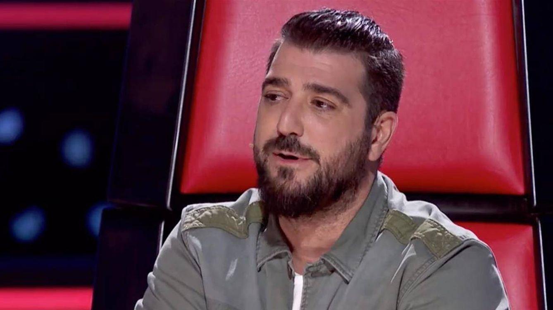 El zasca de David Bisbal a Antonio Orozco en 'La Voz Senior' por sus mentiras