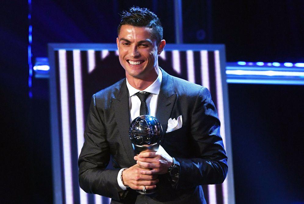Foto: Las mejores imágenes de la gala 'The Best' de la FIFA