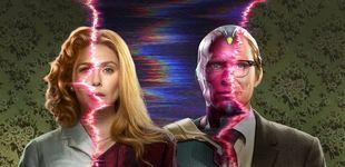 Post de 'Bruja Escartala y Visión', la triunfadora de los MTV Movie and TV Awards 2021