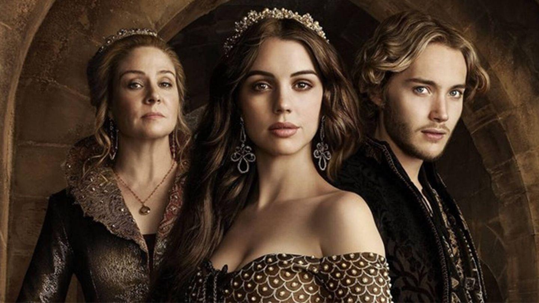 Imagen promocional de la serie 'Reign'. (CW)