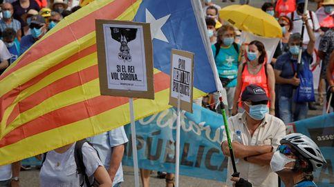 El independentismo y su enfermiza aversión al Rey de España