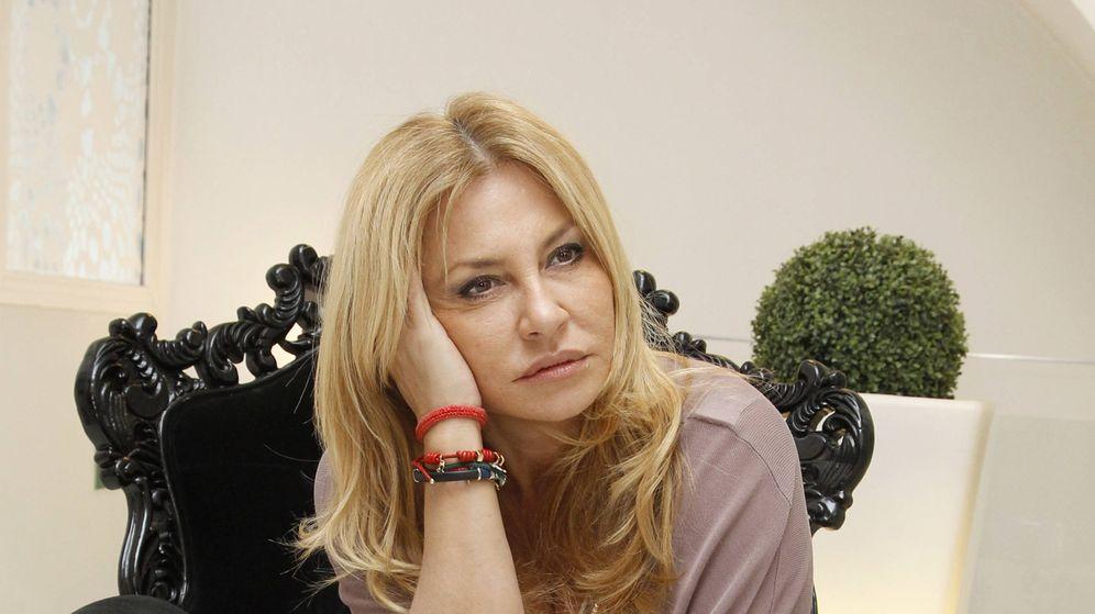 Foto: La presentadora Cristina Tárrega en una imagen de archivo. (Gtres)