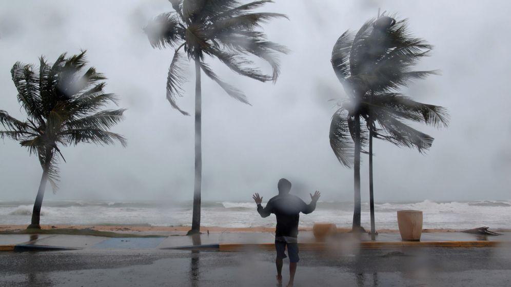 Foto: 'Irma' llega a Puerto Rico (Reuters)