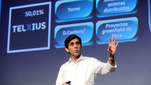 Telefónica encarga a Santander la venta parcial de su filial de fibra óptica en Chile