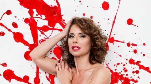 La cantante Vicky Larraz se desnuda, a sus 54 años, para 'Primera Línea'