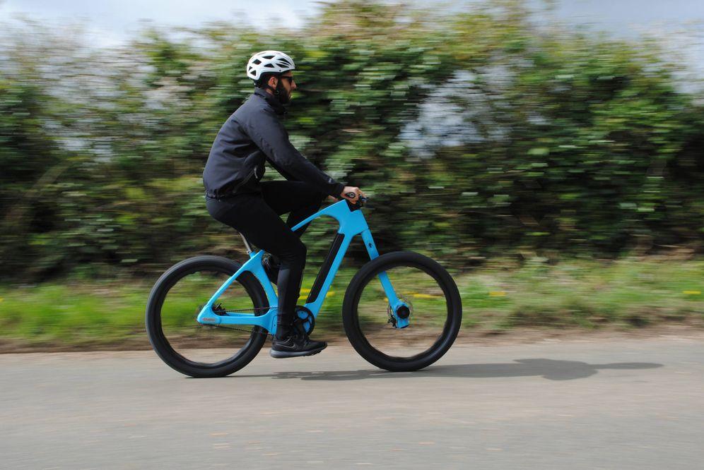 Foto: La 'smartbike' de Lavelle Bikes