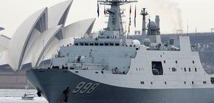 Post de China refuerza su potencial militar con nuevos buques anfibios de asalto