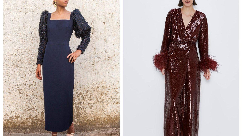 Tiñe tus vestidos con colores invernales.  (Cortesía)