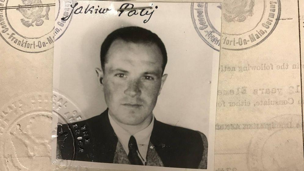 Foto: Jakiw Palij, guardia en un campamento nazi, ha sido deportado de Estados Unidos a Alemania. (Departamento de Justicia de EEUU)