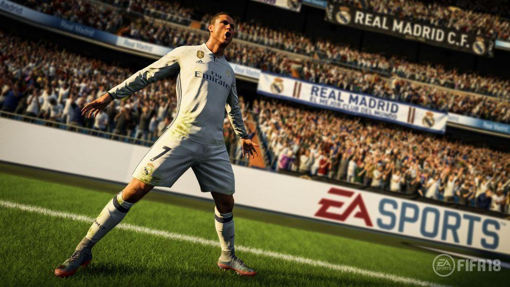 Foto: Cristiano Ronaldo es ahora la imagen del FIFA. (EFE)