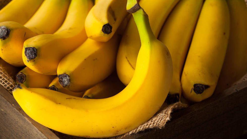 Foto: Plátano: iStock.