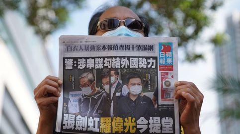 El mayor diario prodemocrático de Hong Kong cierra ante la asfixia de China