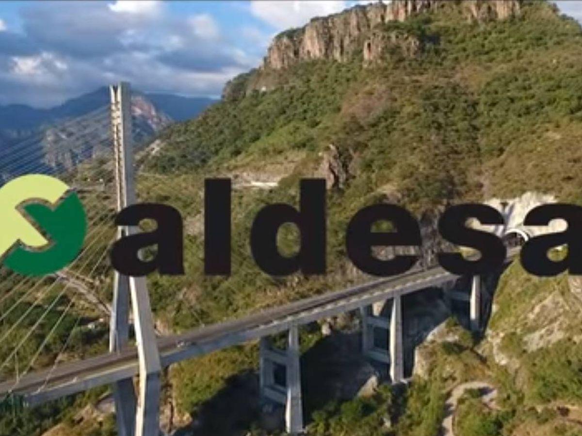 Foto: Aldesa es una empresa constructora española.