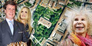 Foto: La crisis no perdona: la Casa de Alba alquila el palacio de Liria para fiestas privadas