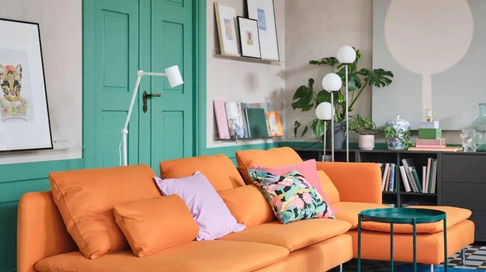 Foto: Moderniza tu salón con Ikea. (Cortesía)