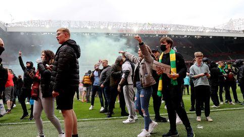 La afición vuelve a parar el fútbol inglés: suspendido el Manchester United-Liverpool por invasión de fans