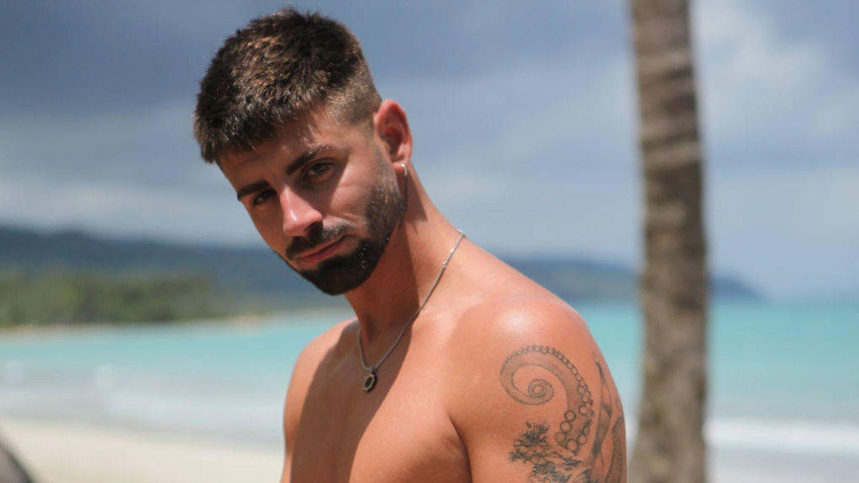 Isaac, soltero de 'La isla de las tentaciones 3'. (Mediaset)