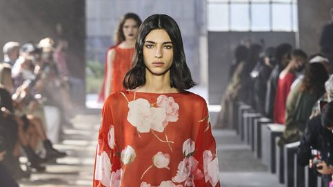 El vestido de flores es y siempre será la prenda estrella de la primavera