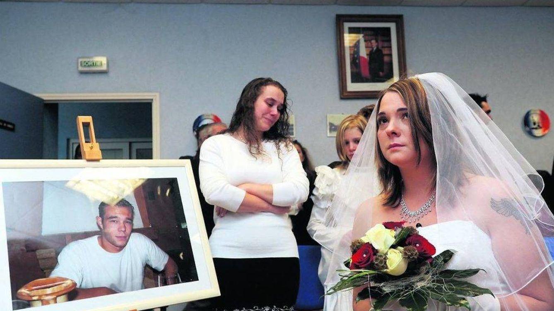 Ni la muerte nos separa: así es la ley francesa que te permite casarte con tu pareja fallecida