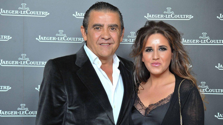 Jaime Martínez-Bordiú y su esposa, Marta Fernández, en una imagen de archivo.  (Cordon Press)