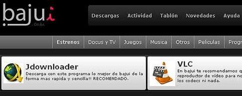 La Ley Sinde-Wert comienza a actuar contra webs de enlaces en España