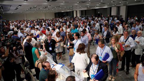 Las mejores fotos del Congreso del PP, que elige hoy a su futuro presidente
