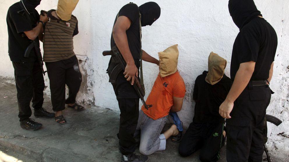 El 'ejército' secreto de Israel: con los colaboradores palestinos en Gaza