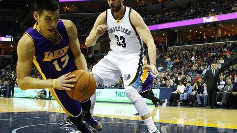 El secreto está en el interior: Z Bo se une a Marc para ganar a los Lakers