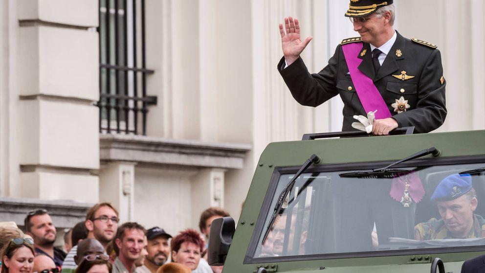 Un coche de 500.000 euros para velar por la seguridad del Felipe de Bélgica