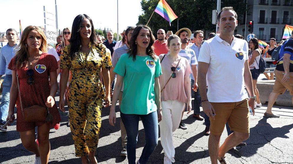 Rivera y Arrimadas piden la dimisión de Marlaska por el odio en el Orgullo