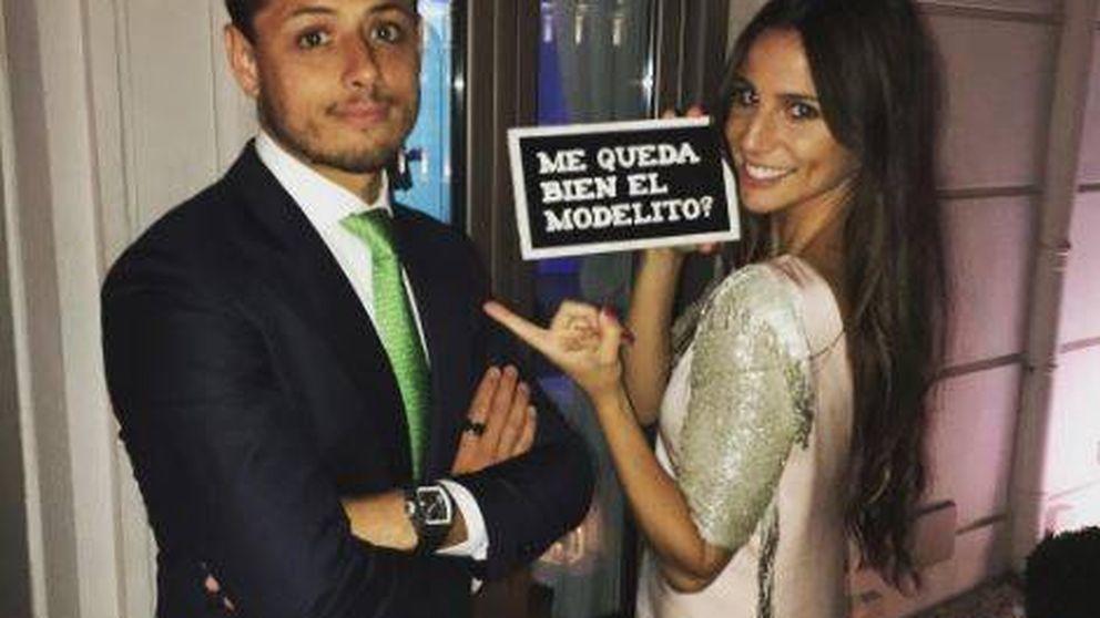 Lucía Villalón y Chicharito rompen su relación a pocos meses de casarse