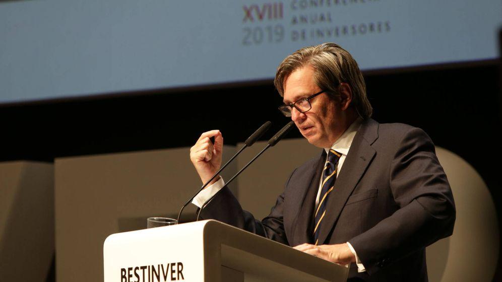 Foto: Beltrán de la Lastra, presidente de Bestinver.