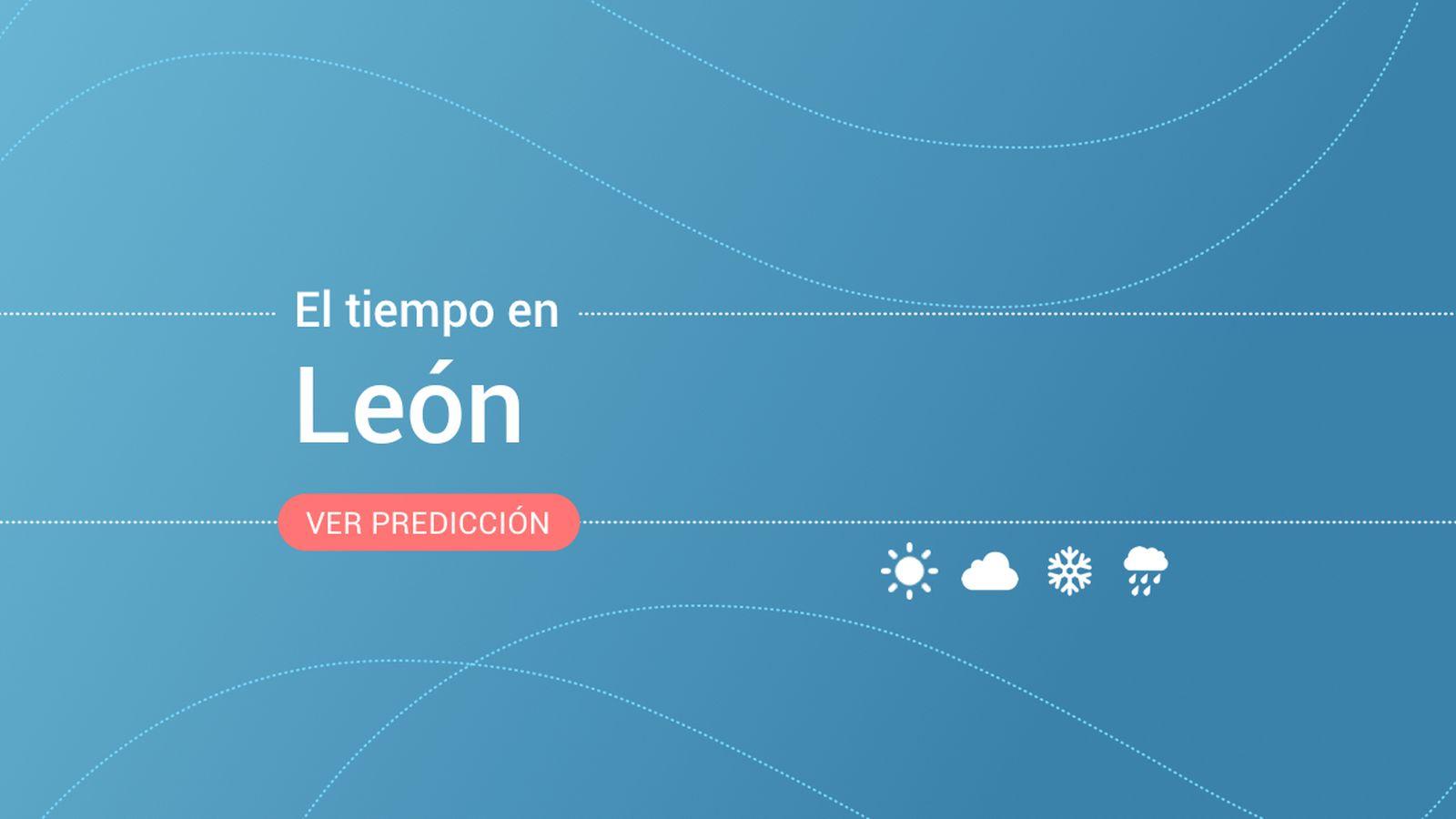 Foto: El tiempo en León. (EC)