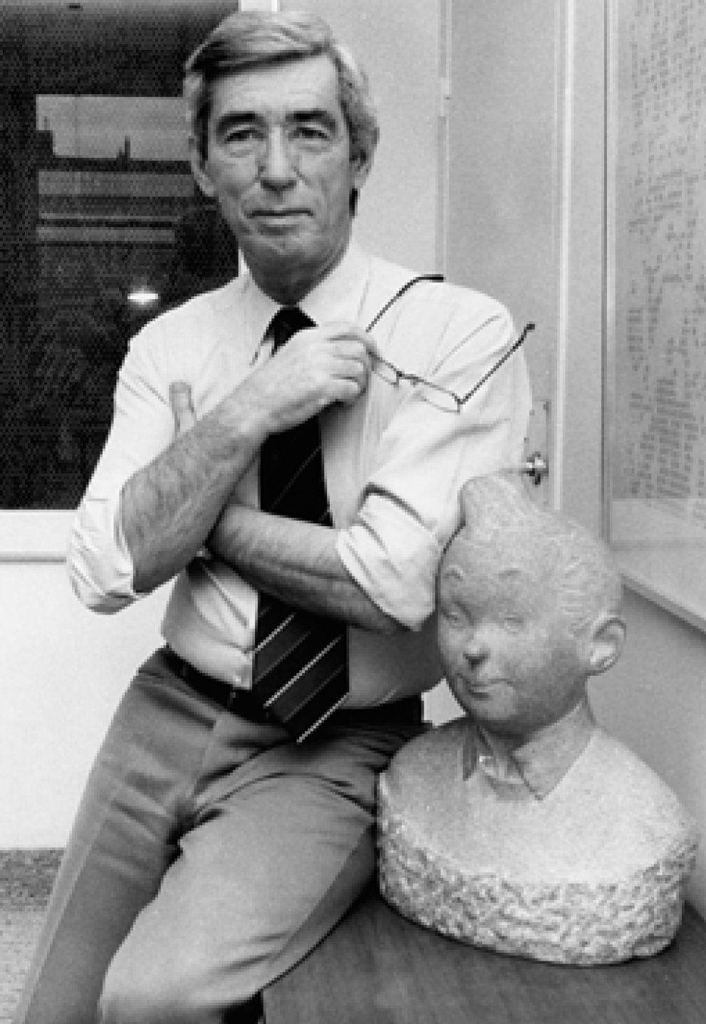 "Foto: La traductora de Tintín afirma que para Hergé ""dibujar era un juego"""