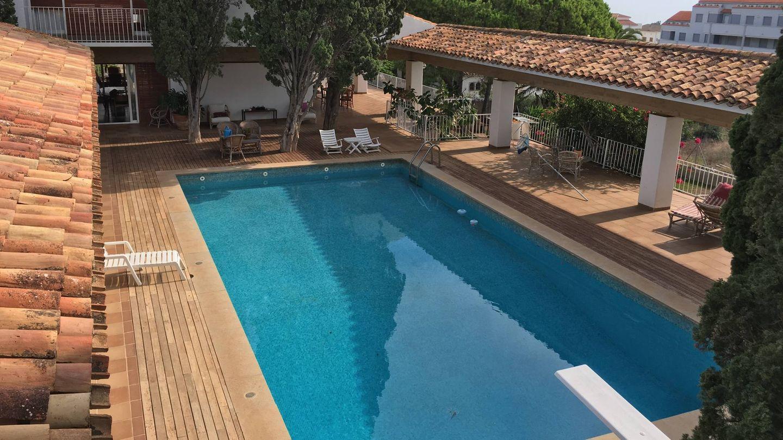 La piscina es uno de los elementos que destaca el actual propietario (foto: cortesía de AIRMAR)