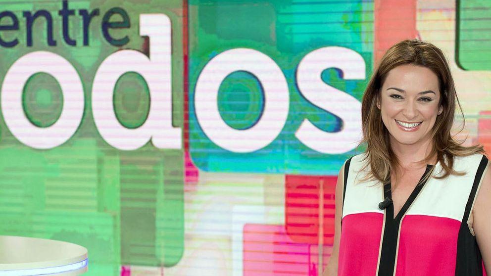 TVE gasta 3,68 millones en 'Entre todos' y 175.000 en la presentadora