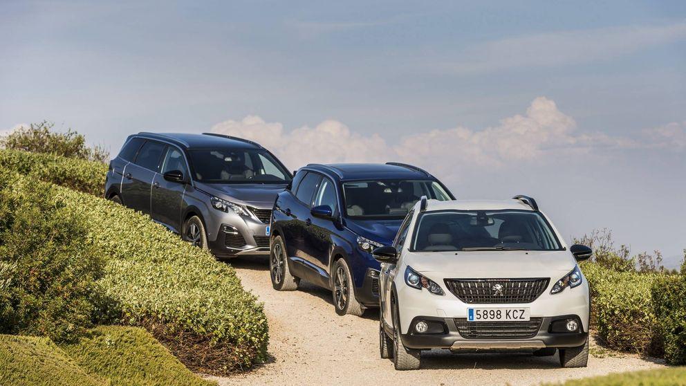 El 45 % de las ventas de Peugeot ya son todocamino