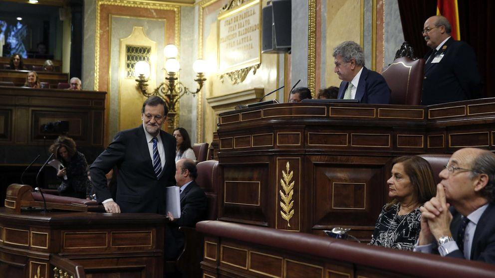 Rajoy: ayudas a las clases medias y mensaje de miedo a Podemos