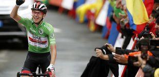Post de La racanería de Movistar el día que Pogacar apartó a Quintana del podio de la Vuelta