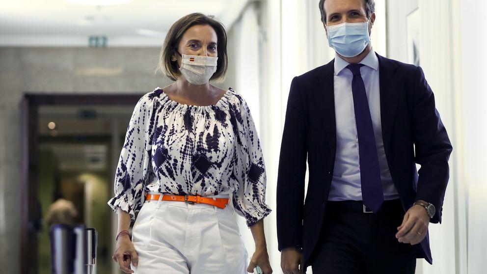 Casado acusa a Sánchez de dejación de funciones y de escabullirse en las CCAA