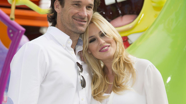 Carlos Moyá y Carolina Cerezuela (Gtres)